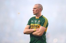 Kerry's Kieran Donaghy on why he put his retirement plans on hold for 2016