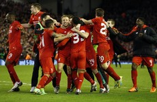 Liverpool scrape past Stoke to reach League Cup final