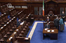 So few TDs showed up to the Dáil this morning that they couldn't even start