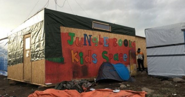 Pictures: Inside the surreal world of the migrant 'Jungle' at Calais