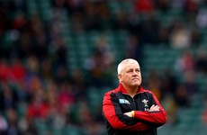 Warren Gatland: 'You do not write off Ireland, you do not criticise Ireland'