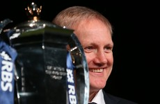 'A top-half finish would be good for us' - Schmidt dampens Six Nations expectations