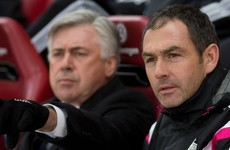 Derby boss calls on mentor Ancelotti as he plots victory against Man Utd