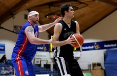He's played alongside Steph Curry, now Dan Nelms hopes to win an Irish title this weekend