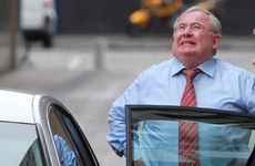 One of Irish politics' most vociferous voices just bowed out in typical style