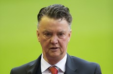 Furious Louis van Gaal blasts 'resignation' reports