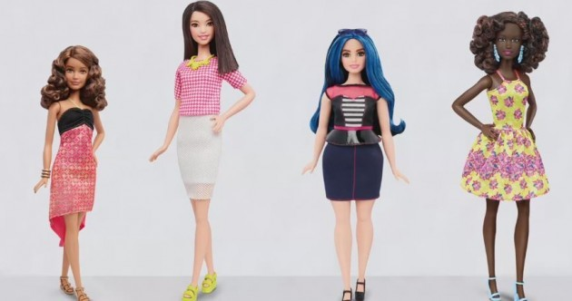 Barbie is getting a makeover – to bring her more in line with reality