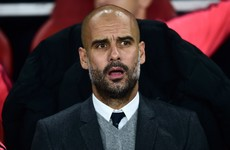 Pep Guardiola faces unrest in Bayern squad -- reports