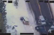 FBI release footage of Oregon ranch shooting