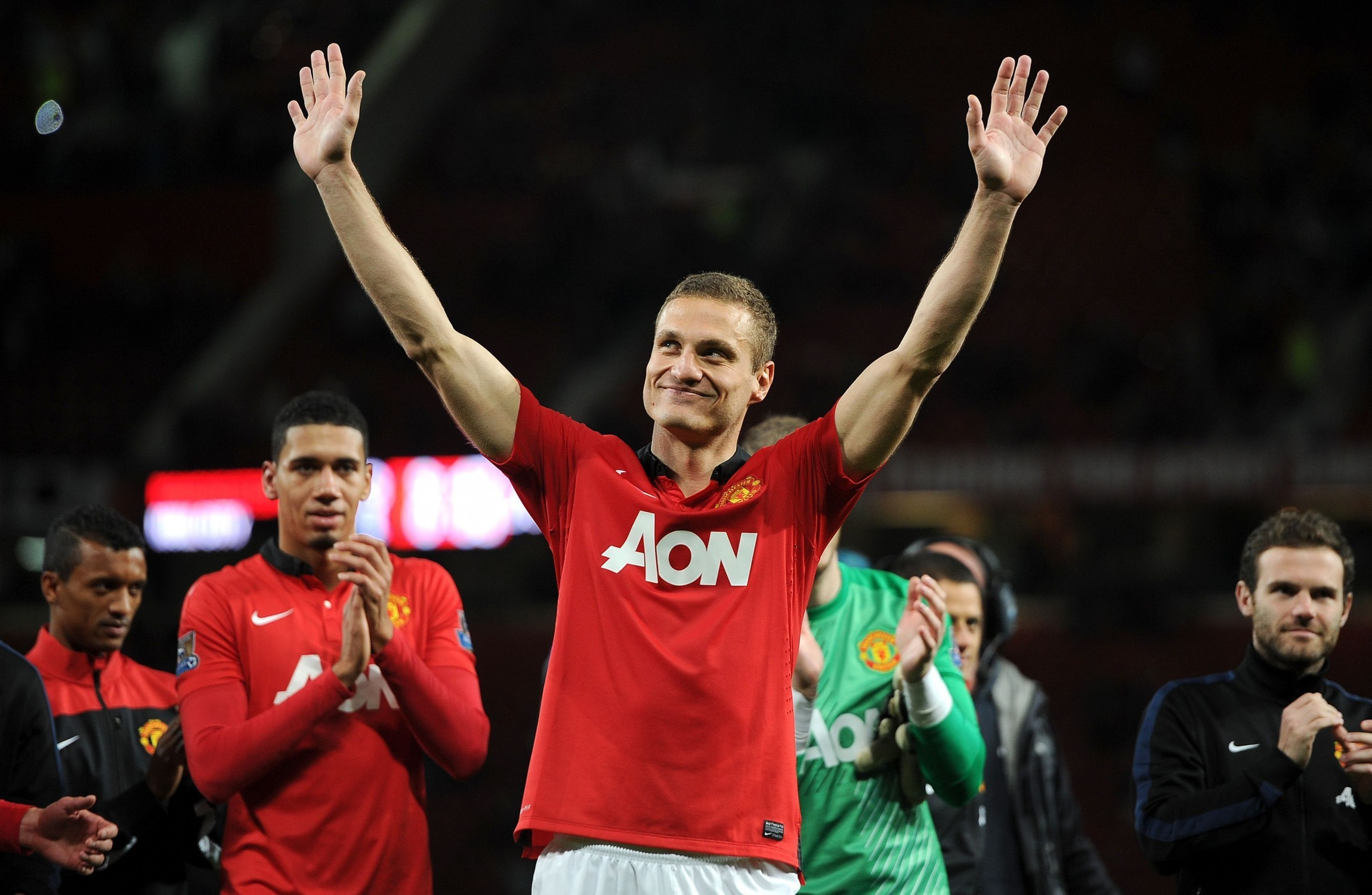 Former Man United captain Nemanja Vidic has retired from football