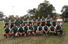 The Australian rugby team that embraces the 'Céad Mile Fáilte' ethos