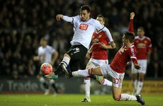 As it happened: Derby County v Manchester United, FA Cup