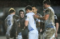 Understrength Leinster go down to Dragons and miss out on Pro12 top spot