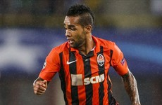Liverpool told to pay €70 million for Alex Teixeira
