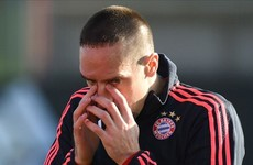 Ribery loses lawsuit against journalist who called him 'scum'
