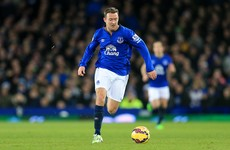 Ireland's Aiden McGeady could be set for a stint in La Liga – reports