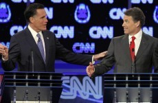 Romney and Perry clash in fiercest Republican presidential debate so far