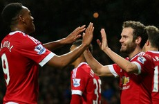 'Unbelievable Martial has incredible potential' – Mata