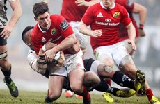 Chisholm try the difference as Munster come away from Italy with hard-fought win