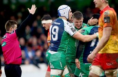 Connacht move joint top of Pro12 with priceless bonus point win over Scarlets