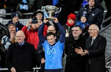 Dillon's rocket inspires Dubs to Walsh Cup victory