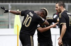 Pogba scores brilliant solo goal, deserves another after outrageous bit of skill