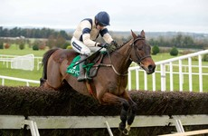Felix Yonger trumps Flemenstar in today's big race at Punchestown