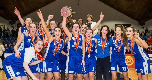 Cork's Team Montenotte take third straight national title with commanding victory over Killester