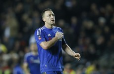 John Terry announces that he's leaving Chelsea at the end of the season