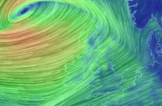 Storm Henry's 130km/h winds are here and power lines are already down