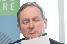 Everyone hopes Enda will reveal all tomorrow