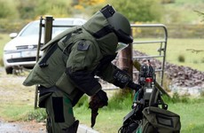 Houses evacuated after viable explosive is found in Galway