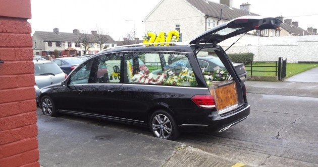 """""""A heartbreaking occasion"""": Kenneth O'Brien remembered as kind, loving and reserved"""