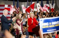 Clinton narrowly edges out Sanders to win Iowa Democratic caucuses