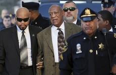 Bill Cosby is back in court amid claims he has lost his eyesight