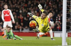 Remarkable goalkeeping display frustrates Arsenal as title challenge is dealt a blow