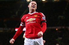 Van Gaal delighted with upturn in Wayne Rooney's form