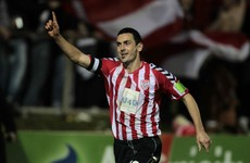 Derry City hero Mark Farren has died aged just 33
