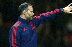 Ryan Giggs' absence from Man United bench down to family illness and not Celtic rumours