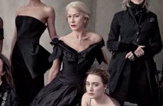 Helen Mirren thinks we should 'just give Saoirse Ronan the Oscar already'... it's The Dredge