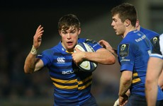 Garry Ringrose links up with Schmidt's Ireland ahead of Wales clash