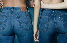 These new jeans give you a wedgie, and people are loving them