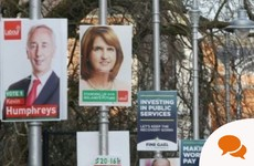 The primitive power of election posters cannot be underestimated