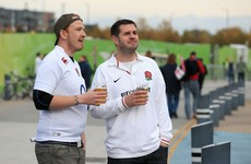 England's secret Six Nations weapon? BEER!
