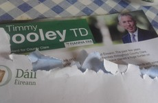 Just what can election candidates use Dáil envelopes for?