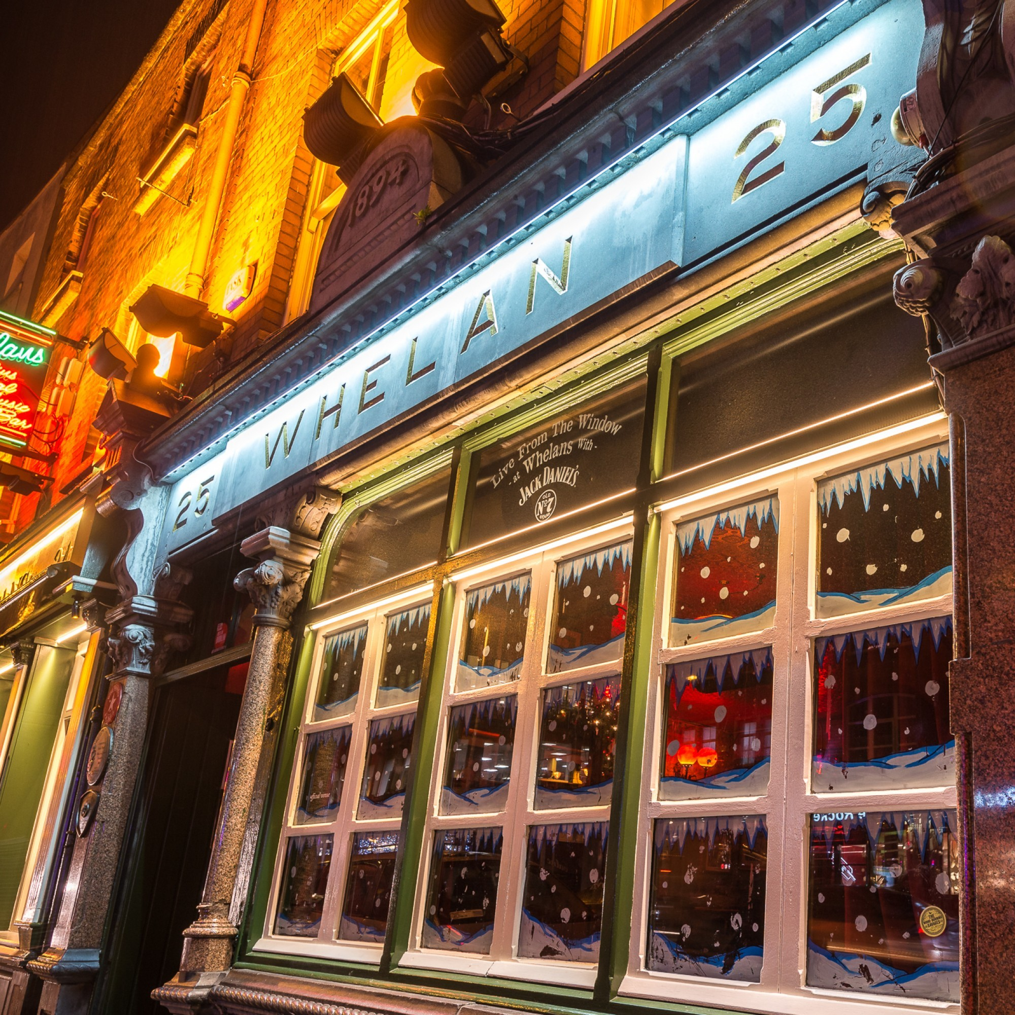 The owners of Whelan's and the George just came together to form a pub empire