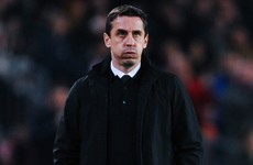 A Valencia legend says Gary Neville should apologise and resign
