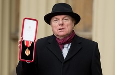 Van Morrison just became Sir Van Morrison