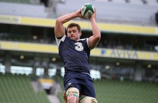 CJ Stander earns Ireland debut, Zebo starts at fullback against Wales
