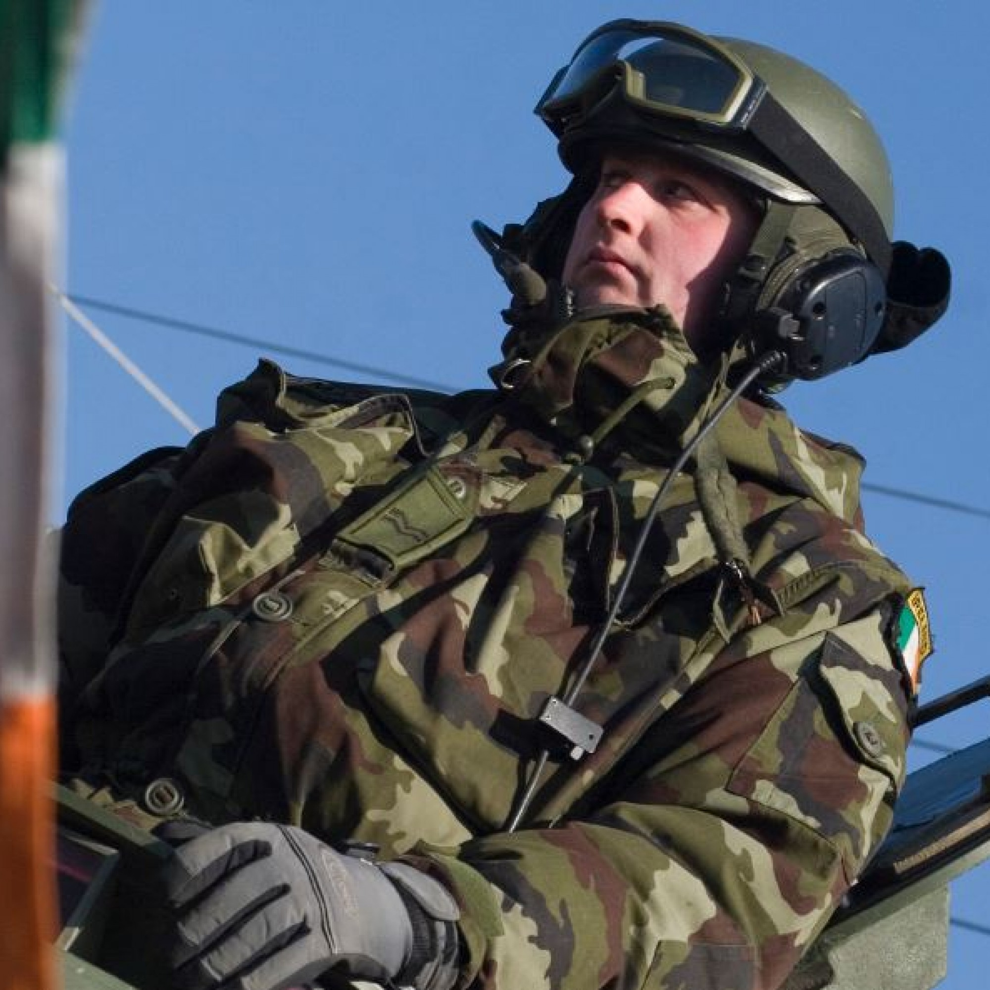 European police and soldiers will be trained by a �2m game made at Trinity College